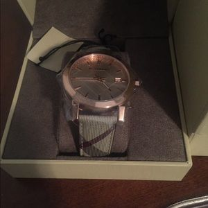 Brand new Burberry women watch